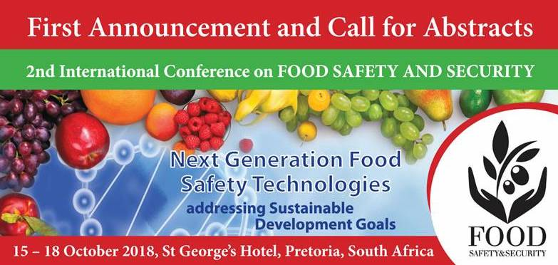 2nd International Conference on Food Safety and Security